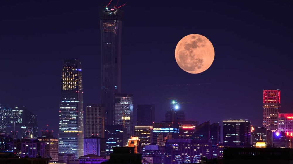 China Plans To Launch Multiple Artificial Moons Into Orbit By 2022