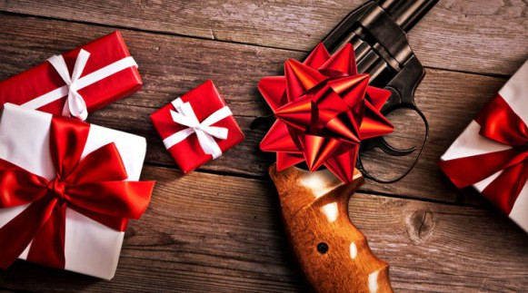 Company gives employees guns for Christmas