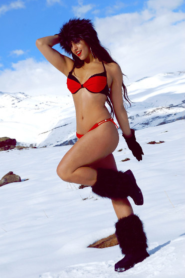 What is Sexy: Snow Bunnies