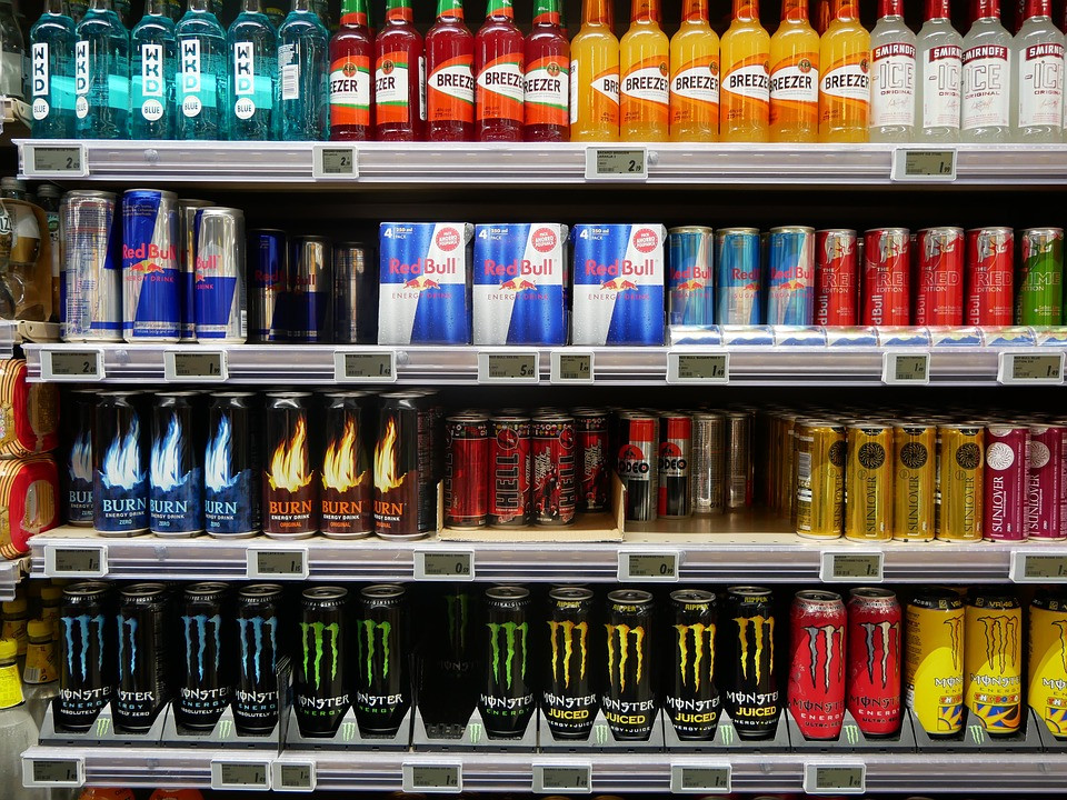 Energy Drink Banned After it Was Found to Contain Viagra