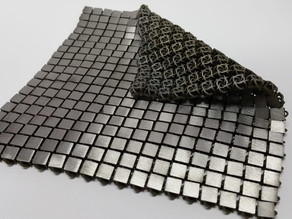 NASA Makes Space Age Chain Mail