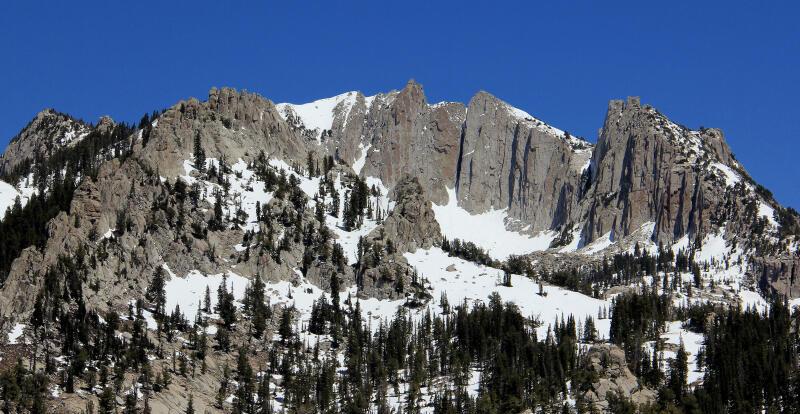 Utah Lone Peak