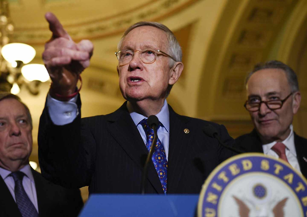 Harry Reid Urging for More UFO Research