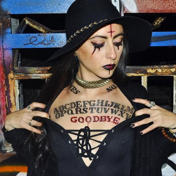 What is Sexy: Ouija Girls