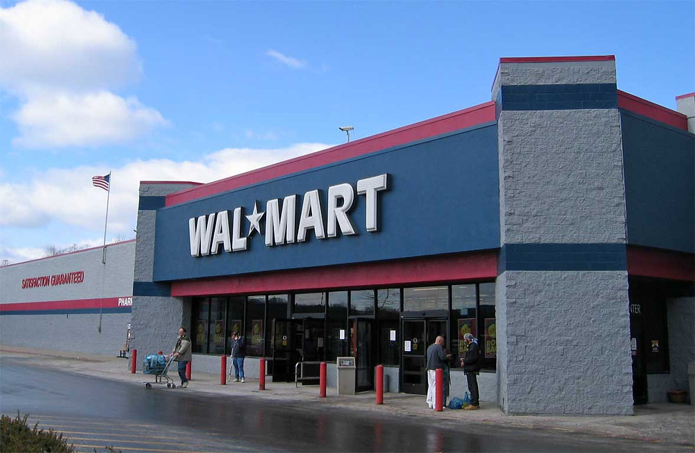 Walmart Employee Sets Fires at Store to Get Out of Work