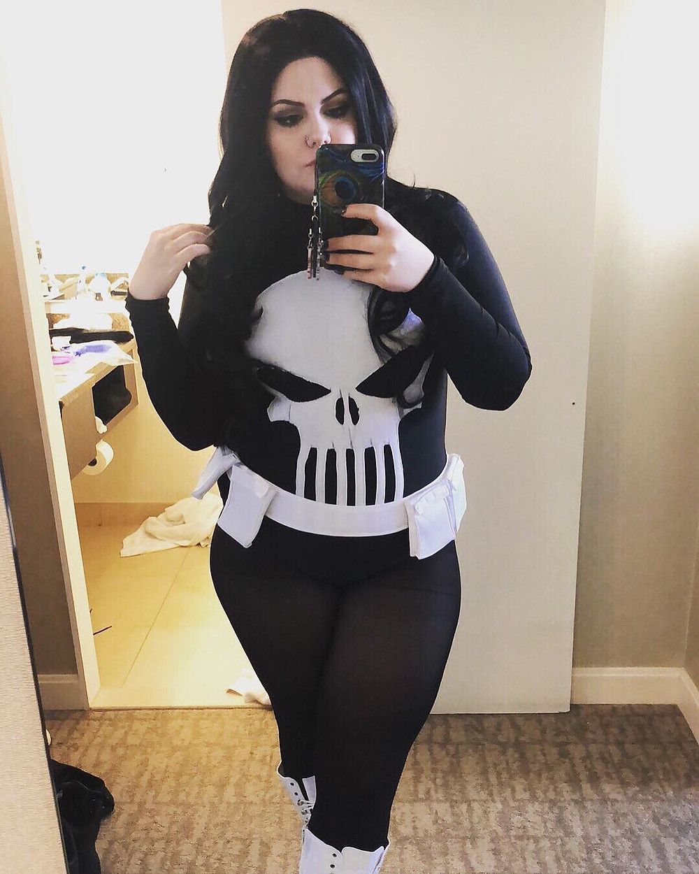 What is Sexy: Punisher Girls