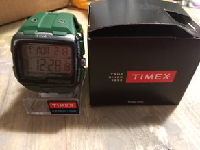 Review: Timex Grid Shock Watch