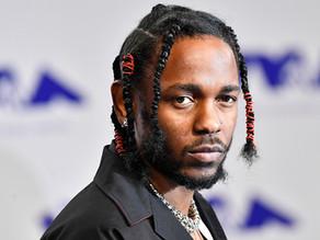Kendrick Lamar says he saw a UFO
