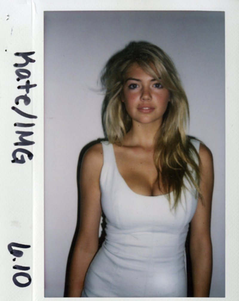 kate upton original modeling photo