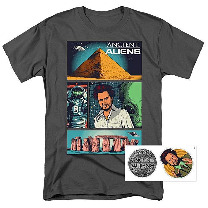 Ancient Aliens T-Shirts