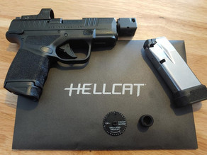 CCW Perfected: The Springfield Hellcat RDP