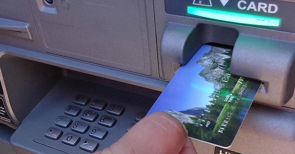 Bank Card Blues