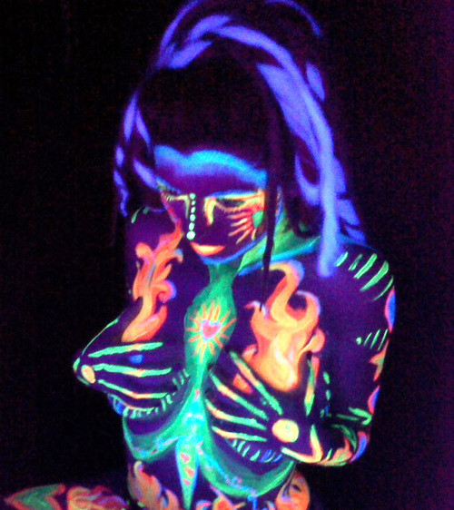 What is Sexy: Glow in the Dark Girls