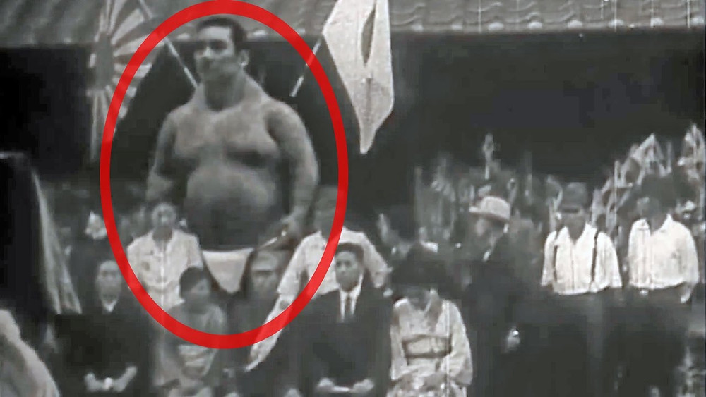 A Giant In Japan
