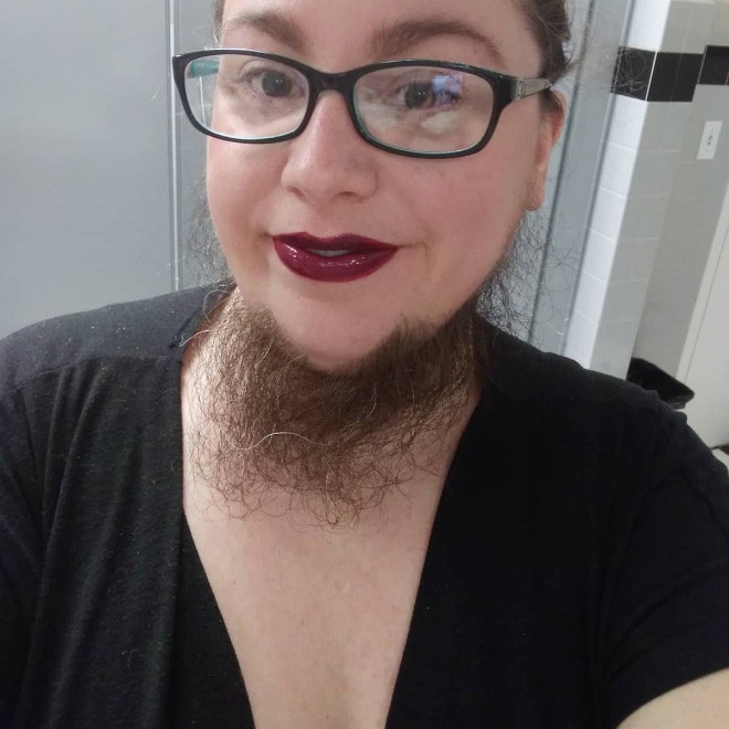 Instagram's Natural Beauty Movement: Bearded Women