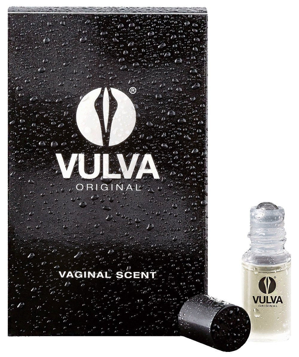 VULVA Original - real vaginal scent