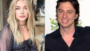 Florence Pugh Responds to Fan Who Said Zach Braff is Too Old For Her