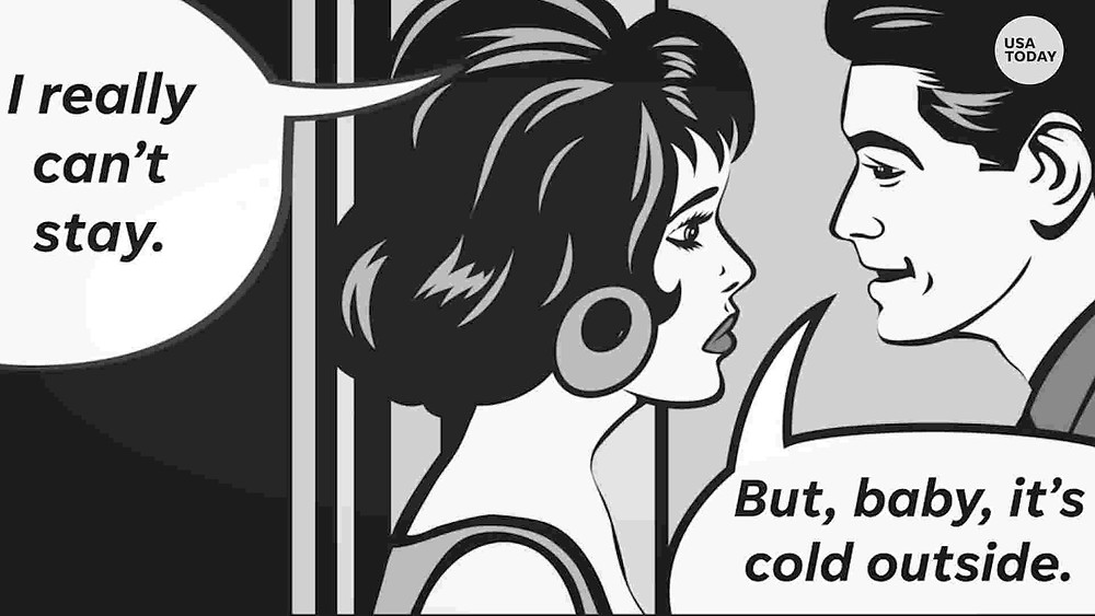 Radio station plays 'Baby, It's Cold Outside' for 2 hours straight