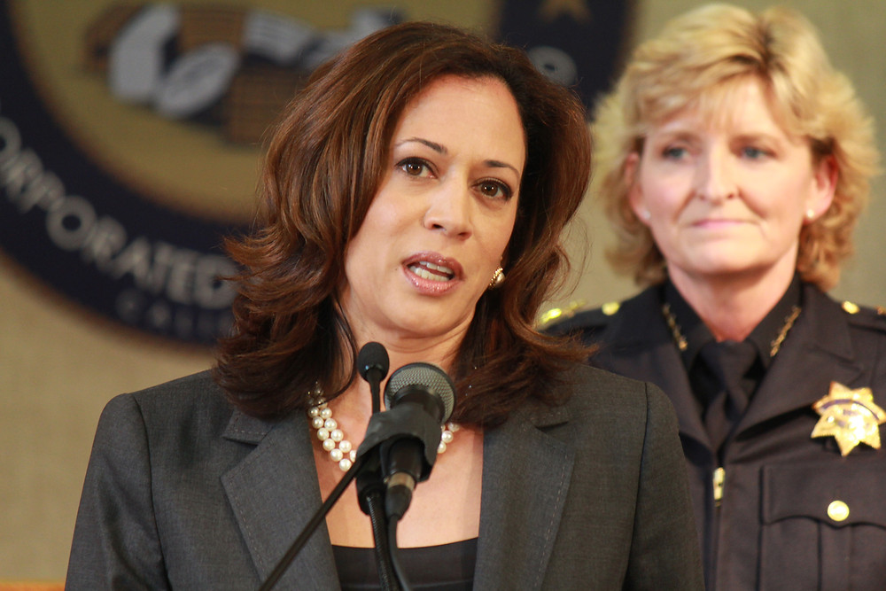 "Hypocrite Kamala Harris Says She Owns a Gun for ""Personal Safety"""
