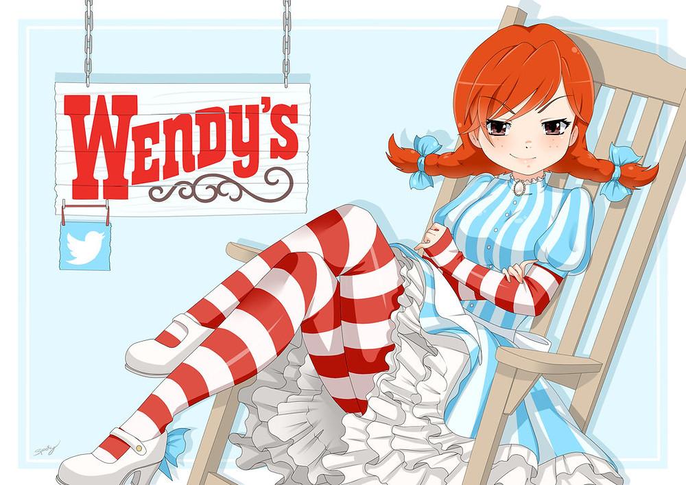 What is Sexy: Wendy's Fan Art