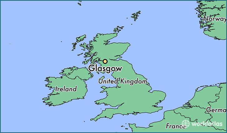 Glasgow UFO Sighting