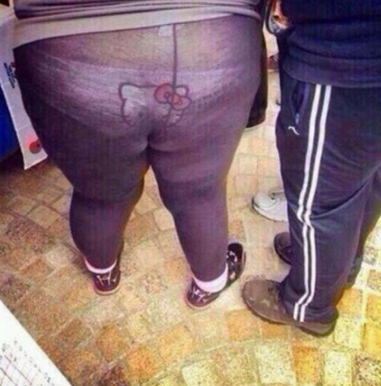leggings fail