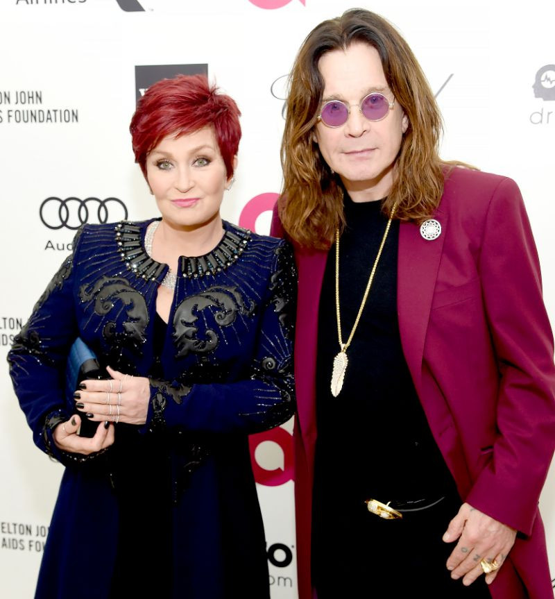 Women Ozzy Osbourne Cheated With
