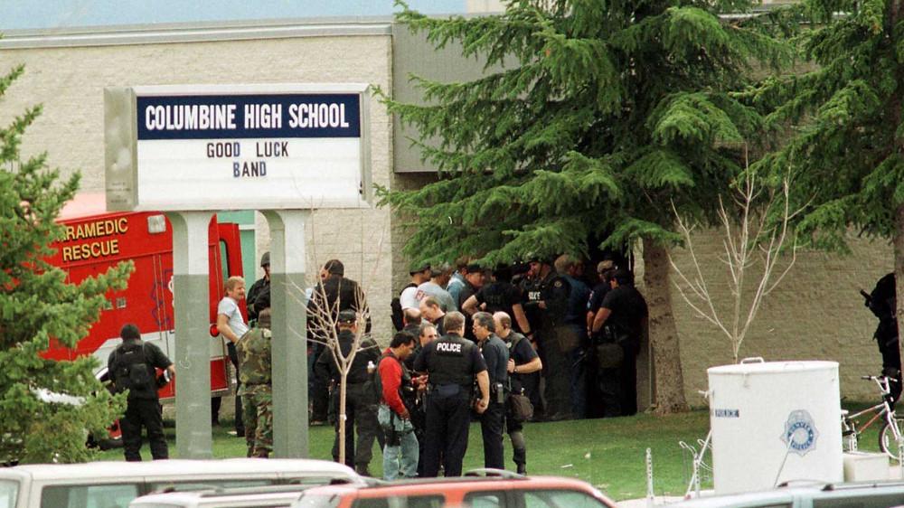 Columbine Shooting Survivor
