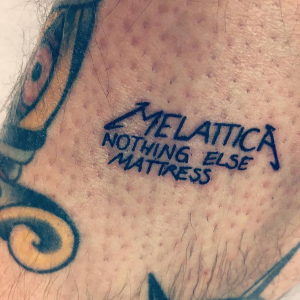 Bad Heavy Metal Tattoos