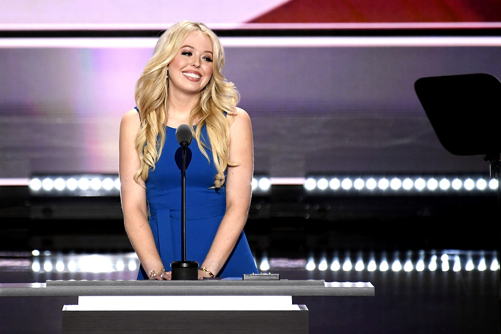What is Sexy: Tiffany Trump