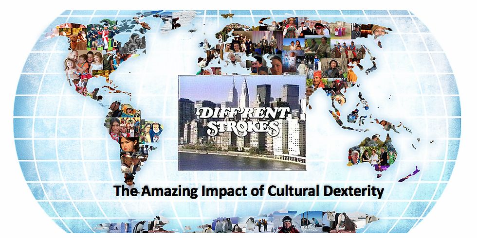 Different Strokes: The Amazing Impact of Cultural Dexterity