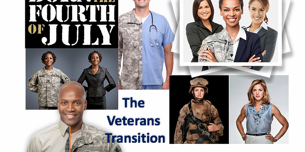 Born On The 4th Of July: Veterans Transition