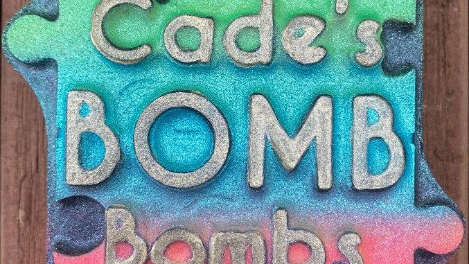 Official Cade's BOMB Bombs Bath Bomb