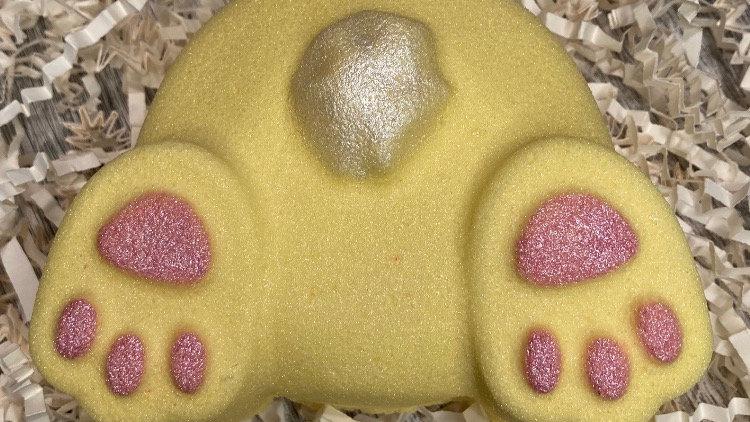 Bunny Butt Bath Bomb