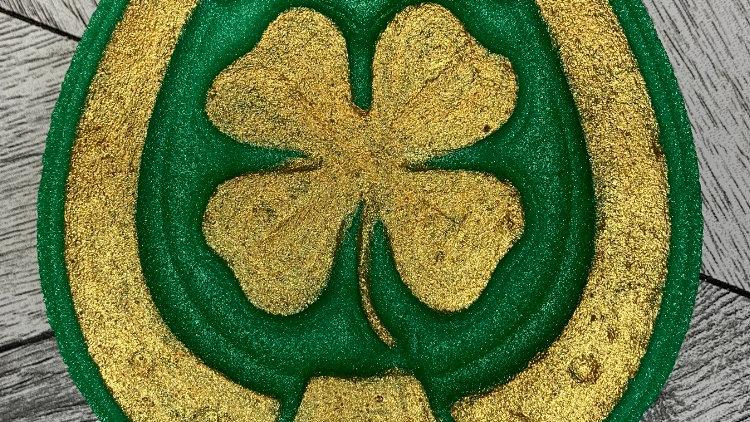 Luck of the Irish Bath Bomb