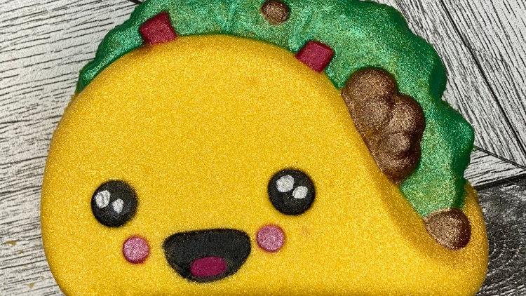 Happy Taco Bath Bomb