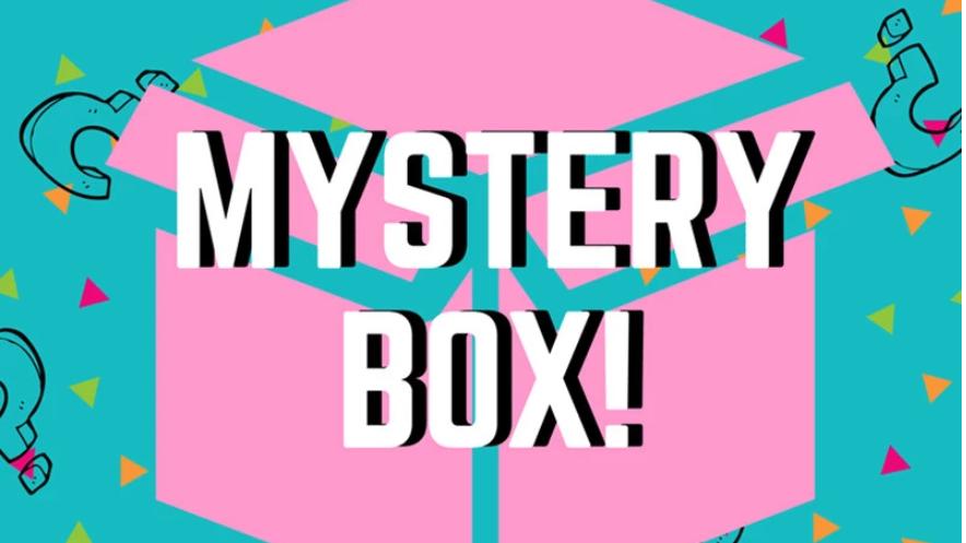 Mystery Bath Bomb Box