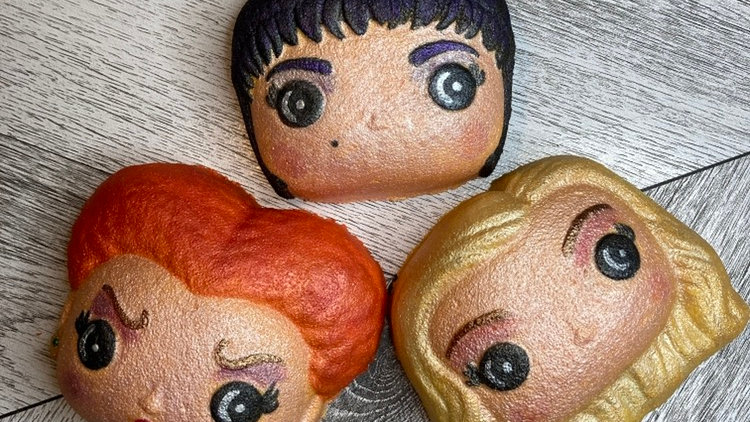 HP Sister Witches Bath Bomb Set