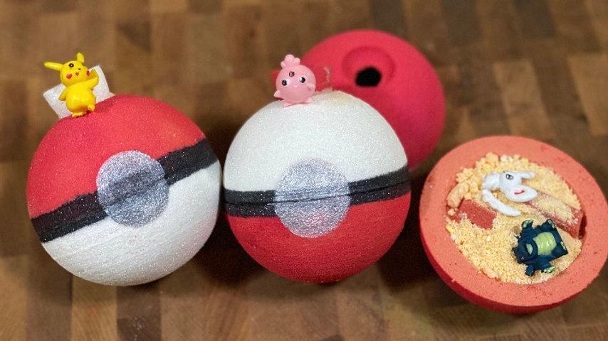 Pokémon Bombshell Bomb