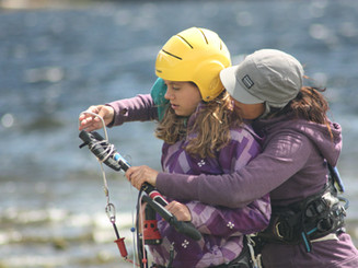 Wind Rider kiteboarding lessons