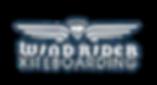 Wind Rider Kiteboarding Logo