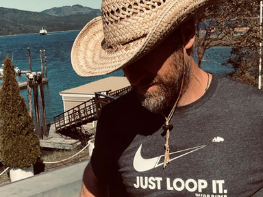 Just loop it, apparel, bc kiteboarding