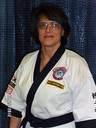 Instructor Cheryl Taylor