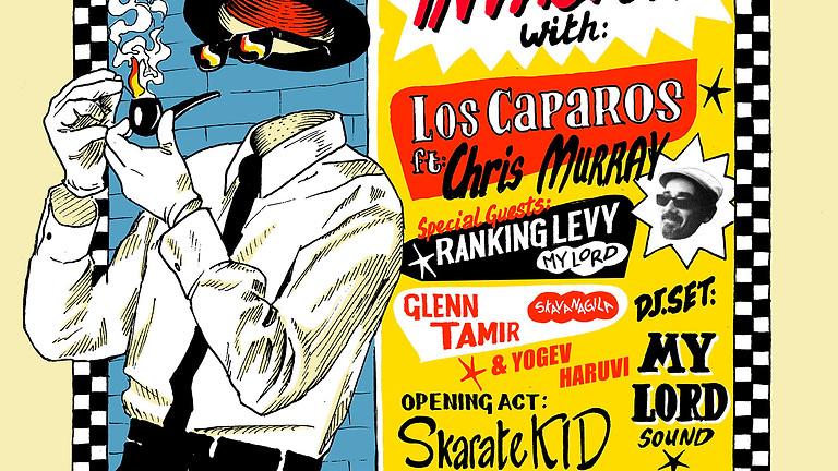 Los Caparos ft. Chris Murray
