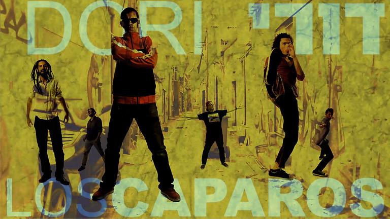 Los Caparos ft. Dori Ben Zeev ☆ BASCULA TLV