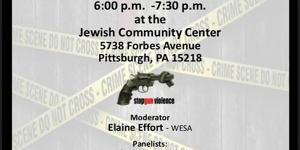 Workshop on Impact of Gun Violence on African American Community