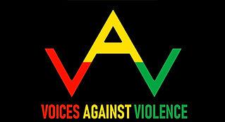 Voices Against Violence Logo - COLORS.jp