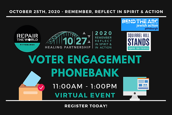 Bend The Arc_ Voter Engagement Phonebank