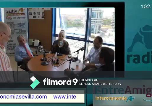 ENTREVISTA SOBRE NEURALTER EN RADIO INTERECONOMÍA