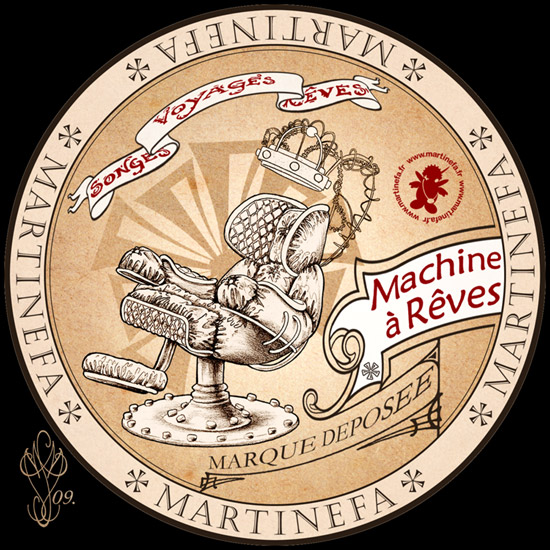 « LA MACHINE À RÊVES »